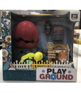 PLAY GROUND LEGO (24*13*22 cm) RB534